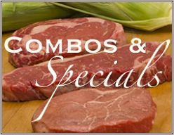 Specials and combos